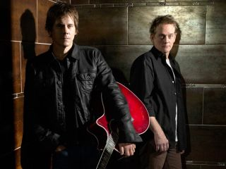 The Bacon Brothers, Kevin and Michael, perform for MusicRadar