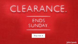amazon prime day deals at John Lewis