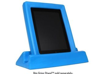 Big Grips iPad cases and stands for clumsy dads and pre school kids everywhere