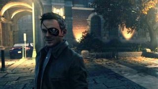 Quantum Break eye patch