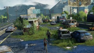 The Last of Us Remastered PS4 vs PS3 graphics comparison