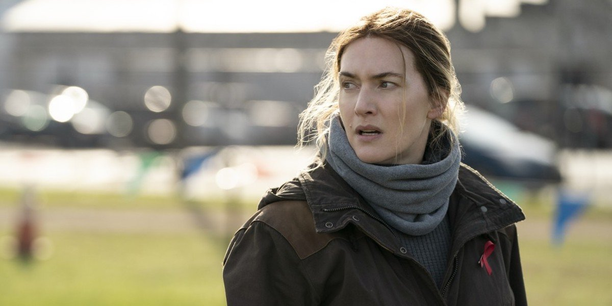 Kate Winslet is Mare of Easttown