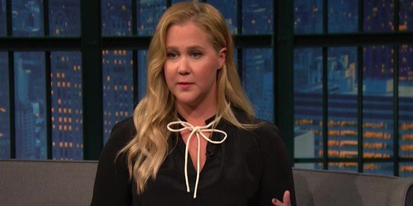 Amy Schumer - Late Night with Seth Meyers