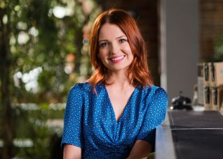 Charlotte Chimes as Nicolette Stone in Neighbours