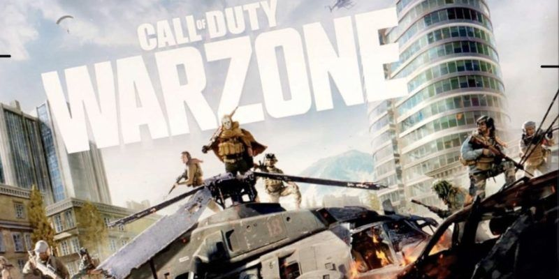 call of duty warzone gameplay