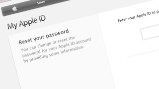 Apple fixes password reset security flaw iForgot page back online