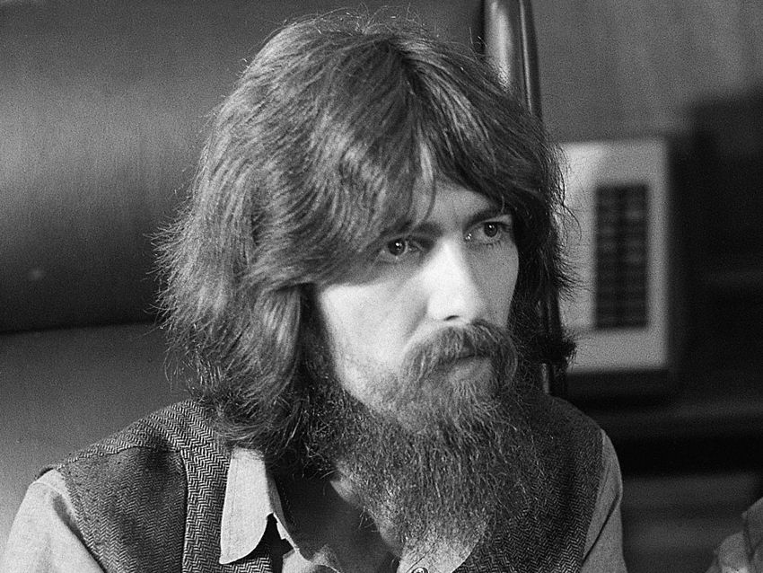 In The Studio With George Harrison Something New 7
