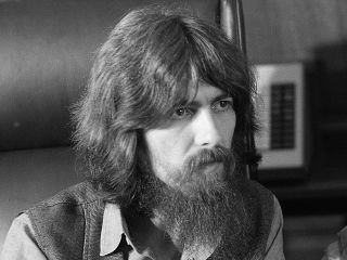 Pictured here in 1971 George cracked up at the thought of All Things Must Pass being reissued four decades later