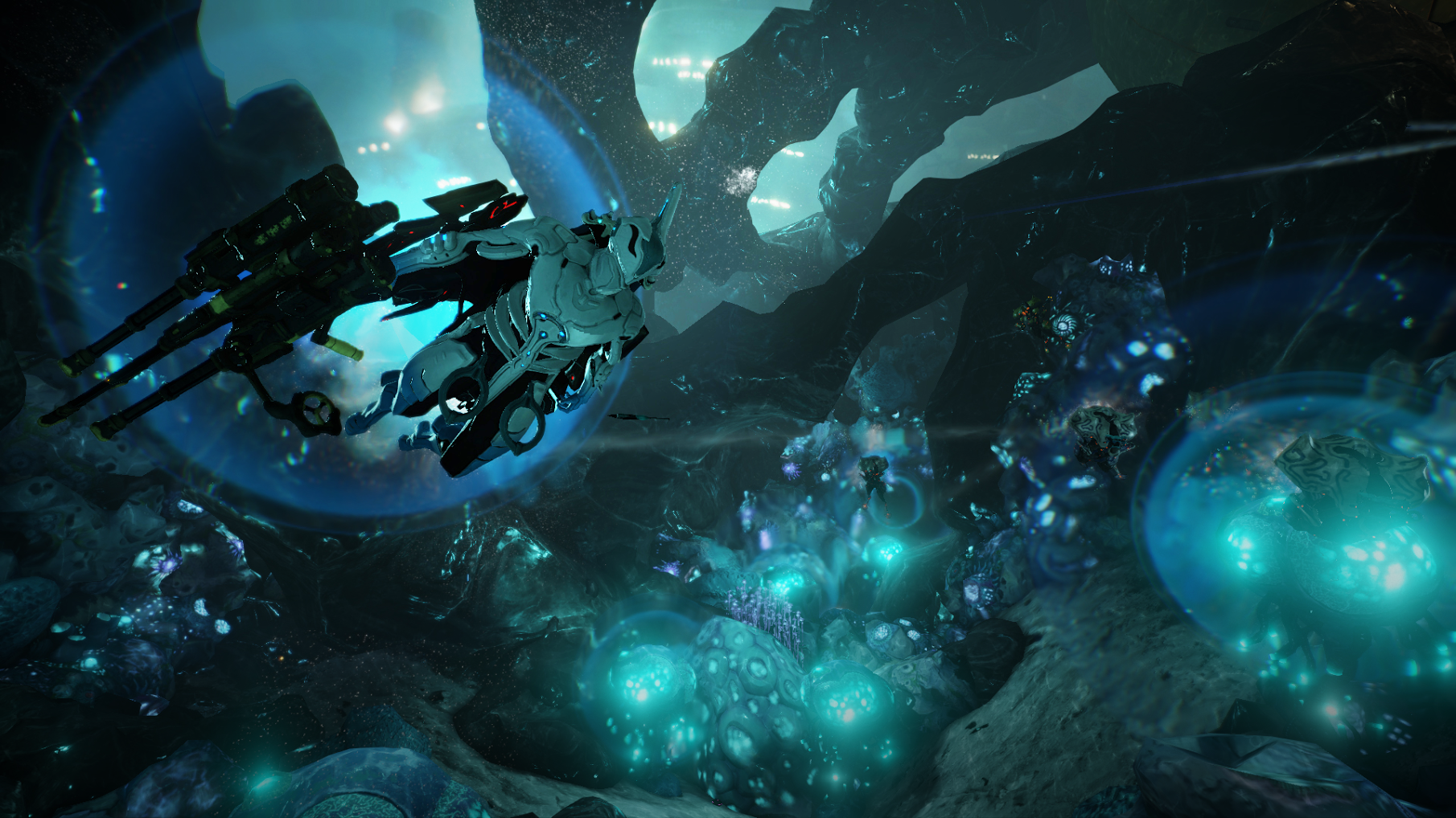 Warframe to get major 'Echoes of the Sentient' update this week
