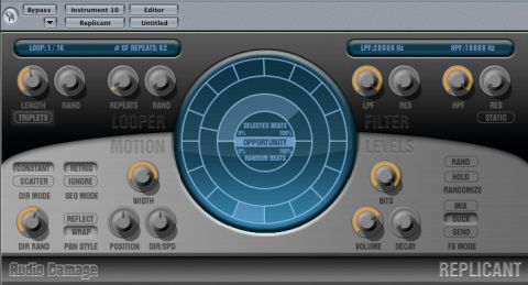 Replicant is one of the most creative plug-ins on the market