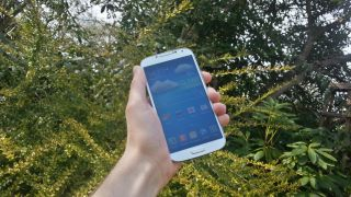 Galaxy S4 Android 4.3 update