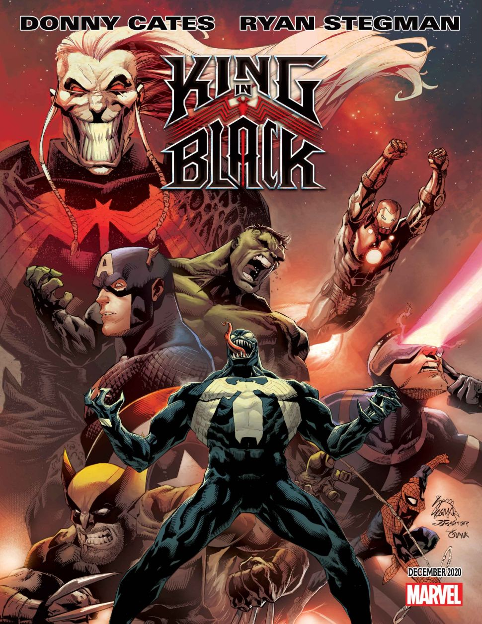 (Crédito da imagem: Marvel Comic(Crédito da imagem: Marvel Comics)s)
