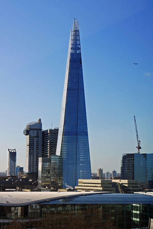 Famous buildings: The Shard in London