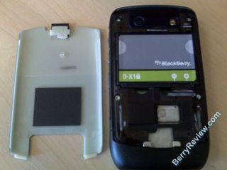 The BlackBerry Javelin