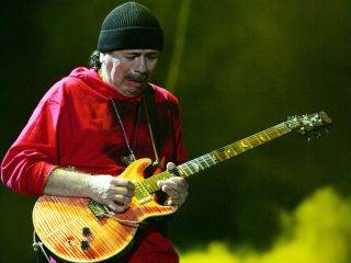 Does Santana get the Led out on his new album?