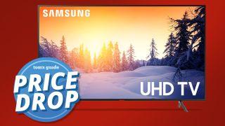 Samsung NU6080 58-inch 4K smart TV
