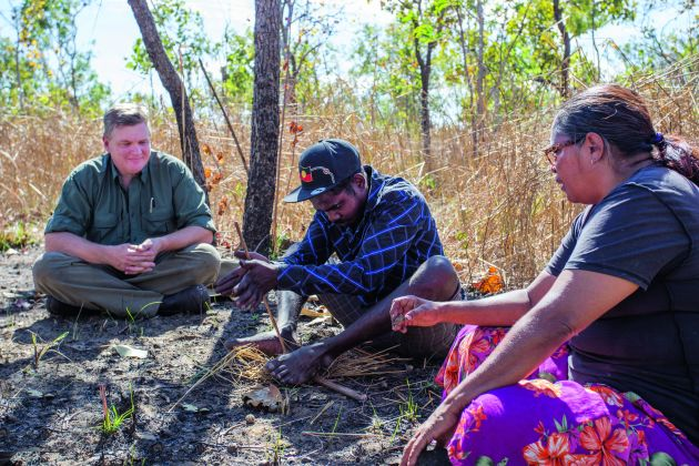 Ray Mears goes deep into the forest of Australia's Kakadu National Park