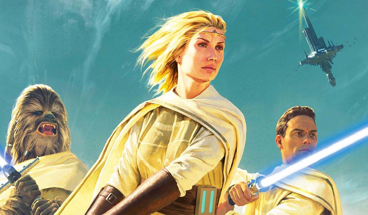 Star Wars: The High Republic: Light of the Jedi cover
