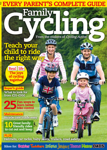 Family Cycling Guide