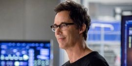 The Flash's Tom Cavanagh Describes How Season 5's Sherloque Wells Will Be Used