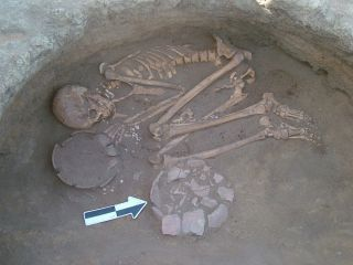 Ancient Skeleton Found in Central Sudan
