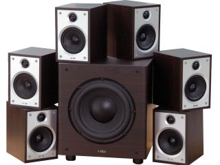 Acoustic Energy launches 6.1 Compact/Neo surround system