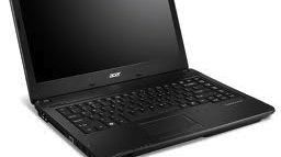 Acer announces new Iy Bridge travel laptop