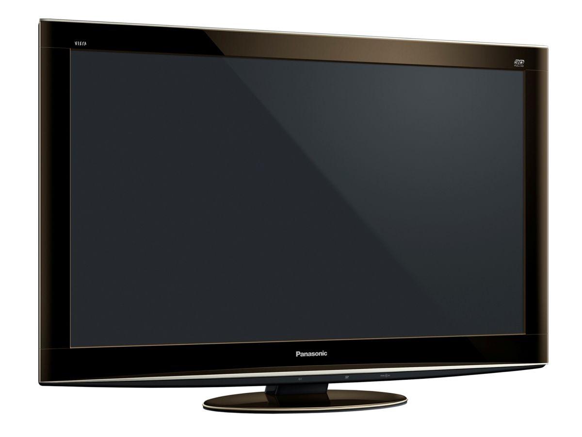 Panasonic unveils Viera VT20, TX-P42GT20 3D TVs   TechRadar