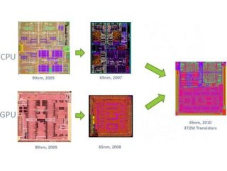 New Xbox 360 CPU GPU combined chip allows for cost and space savings in new Xbox Slim console