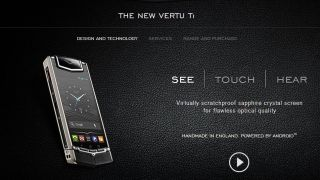 Vertu Ti revealed as mid-range Android phone with a shocking price tag