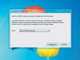How to create a Windows rescue USB stick