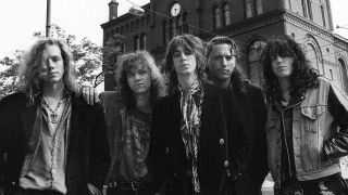 The Black Crowes in Amsterdam, June 1990