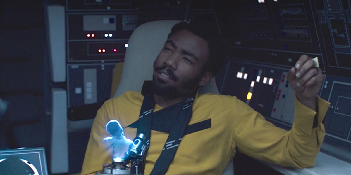There's A New Star Wars Rumor That Donald Glover May Return As Lando For Disney+