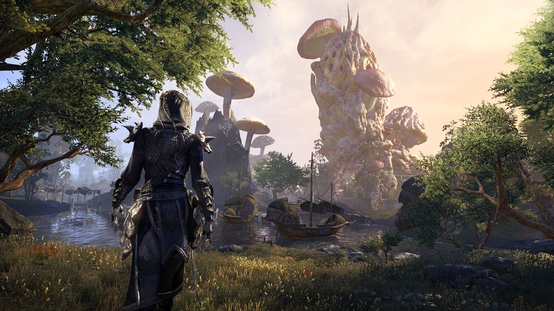 the elder scrolls online free weekend