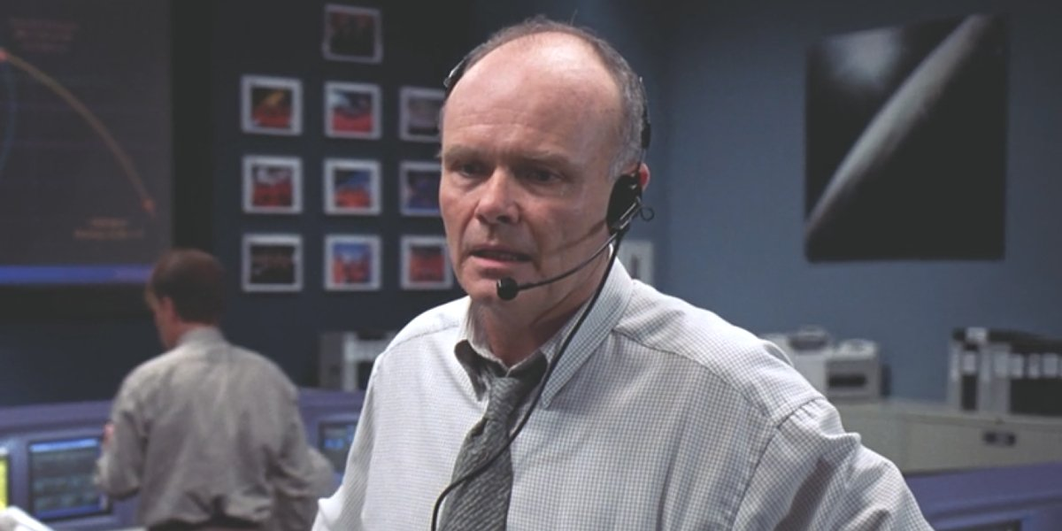 Kurtwood Smith in Deep Impact