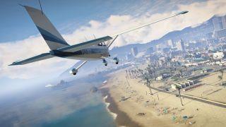 GTA plane