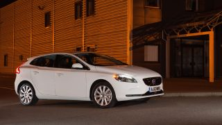 Volvo's sleek new V40 is long on looks