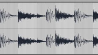 How to clean up and enhance a sampled breakbeat