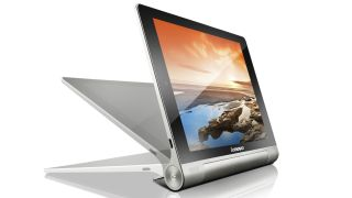 Lenovo Yoga Tablet launches with not one but three modes