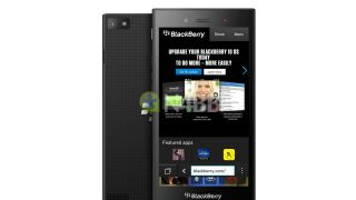 BlackBerry Jakarta outed as BB Z3 in new renders