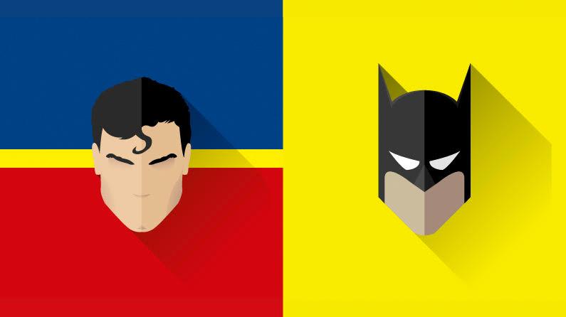 You\'ll love this 3D superhero wall art | Creative Bloq