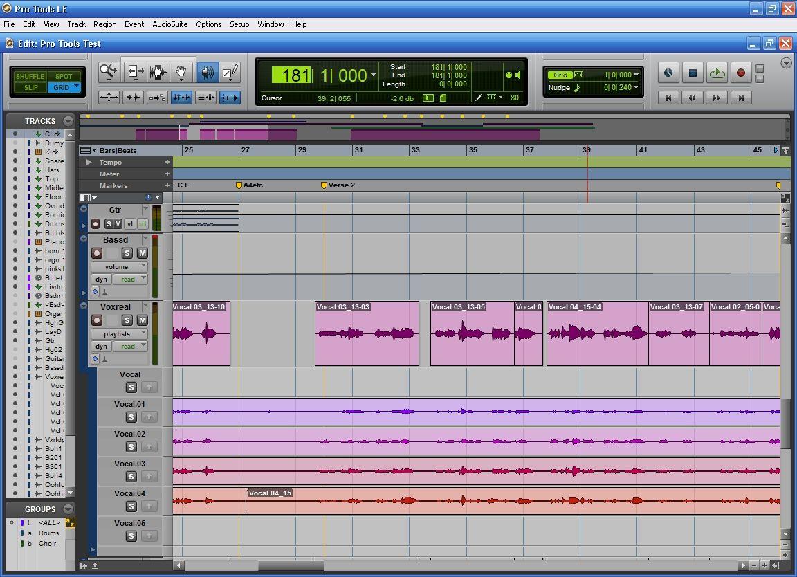 Pro Tool 8 Download : first look pro tools 8 musicradar ~ Russianpoet.info Haus und Dekorationen