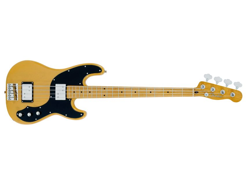 fender modern player telecaster bass review musicradar. Black Bedroom Furniture Sets. Home Design Ideas