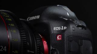 Canon EOS 1DC
