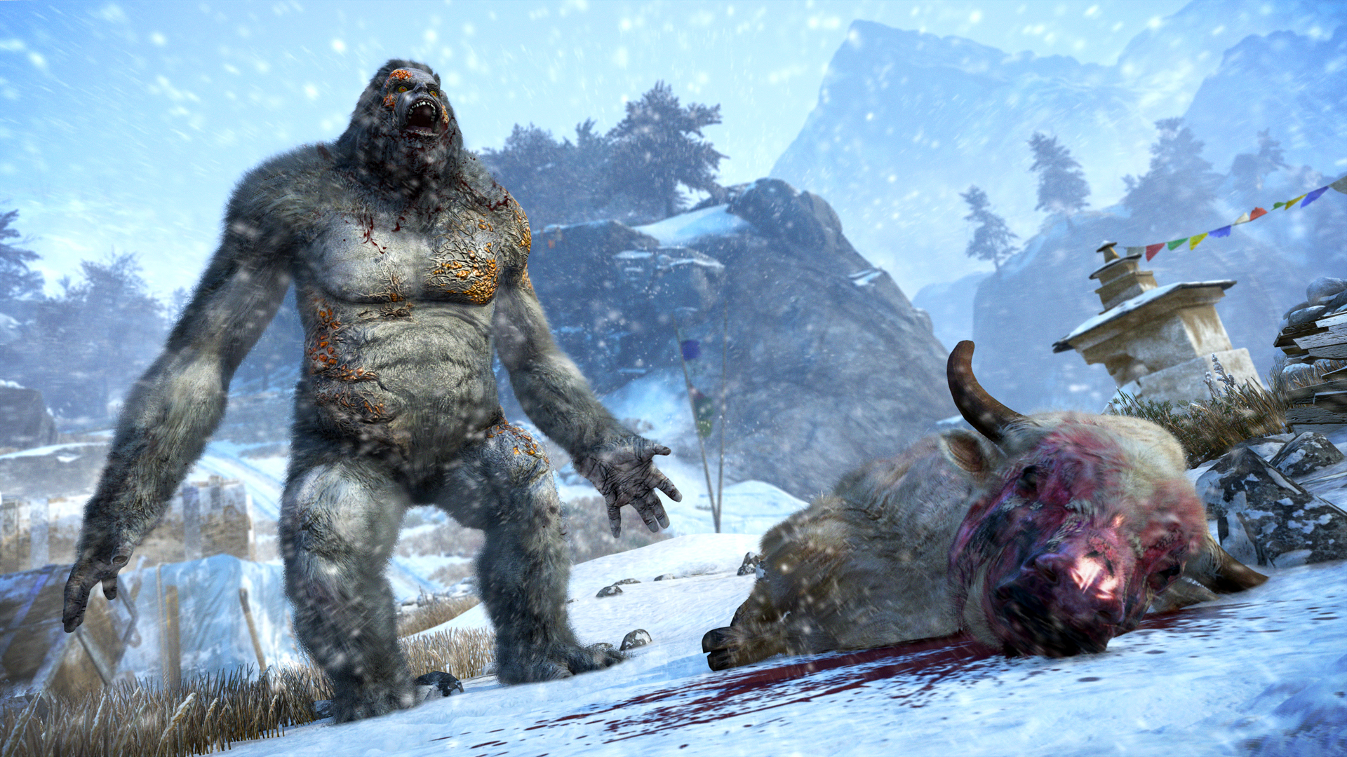 Far Cry 4 Valley Of The Yetis Review Pc Gamer