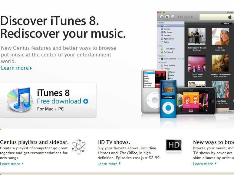 Apple debuts iTunes 8 with Genius playlist maker | TechRadar