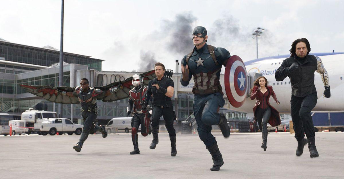 New Captain America: Civil War images tease Black Panther, Crossbones, and more