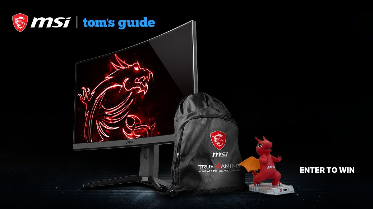 Win an MSI gaming monitor with our gaming laptop AMA