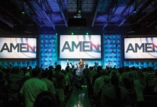 Summit Integrated Systems Brings Country's Largest Church to Life