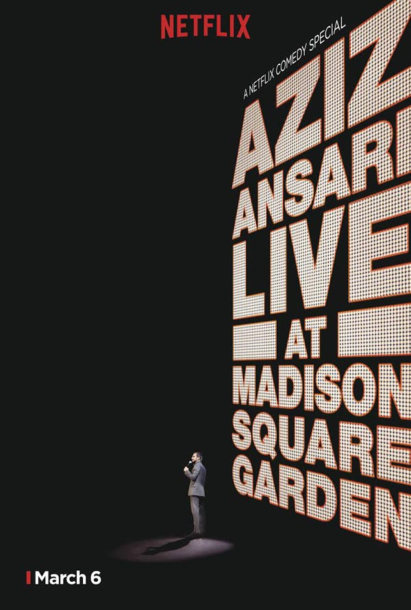 Aziz Ansari 39 S Netflix Stand Up Special Just Dropped A Hilarious Clip Cinemablend